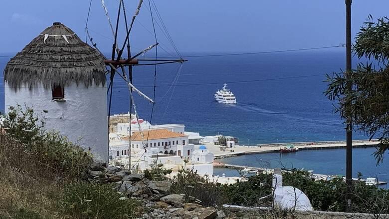 «Το 2023 η επαναφορά του τουρισμού»: Τι λέει στο CNN Greece ο Λύσανδρος Τσιλίδης