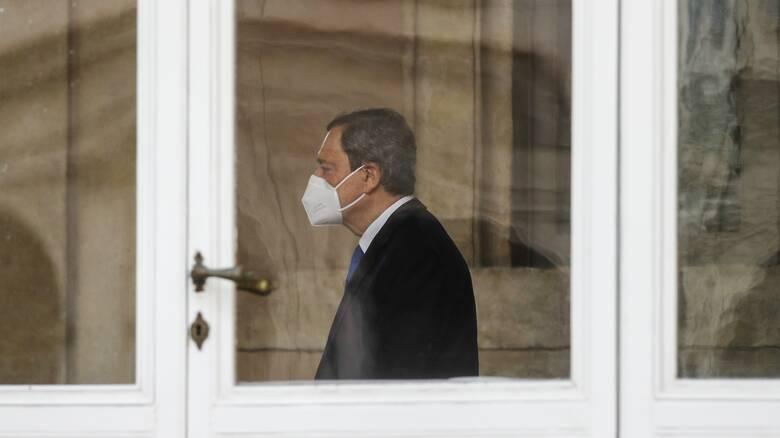 Ιταλία: Ο πρώην επικεφαλής της ΕΚΤ Μάριο Ντράγκι έλαβε εντολή σχηματισμού κυβέρνησης