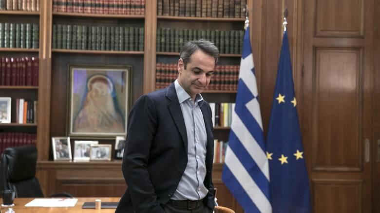 Μητσοτάκης στο Reuters: Είμαι χαρούμενος που η Ευρώπη διαπραγματεύτηκε συνολικά για τα εμβόλια