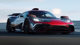 Η Mercedes-AMG One, η Φόρμουλα 1 για το δρόμο, θα παρουσιαστεί μέσα στη χρονιά