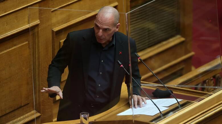 Βαρουφάκης: Το Ταμείο Ανάκαμψης είναι το επόμενο μεγάλο σκάνδαλο