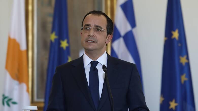 Κυπριακό - Χριστοδουλίδης: Επανέναρξη διαπραγματεύσεων από το σημείο όπου διεκόπησαν στην Ελβετία