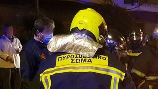 Θεσσαλονίκη: Φωτιά σε κατάστημα των δυτικών προαστίων - Ένας νεκρός