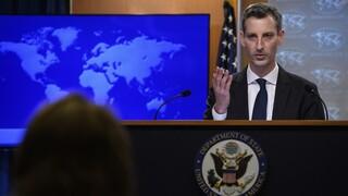 «Εντελώς ψευδής» ο ισχυρισμός ότι η Ουάσινγκτον βρισκόταν πίσω από το πραξικόπημα στην Τουρκία