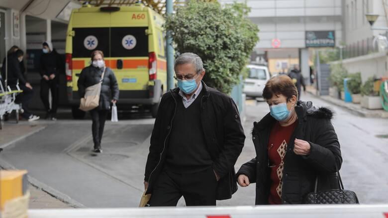 Κρήτη: Επίθεση μέσα σε νοσοκομείο μετά από παρατήρηση για τη μάσκα