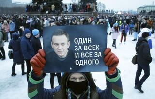 Φυλάκιση Ναβάλνι και καταστολή: Ανοιχτή ρήξη στις σχέσεις ΕΕ - Ρωσίας