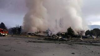 Έκρηξη σε ξενοδοχείο στην Καστοριά: Αναμένονται απαντήσεις για τα αίτια