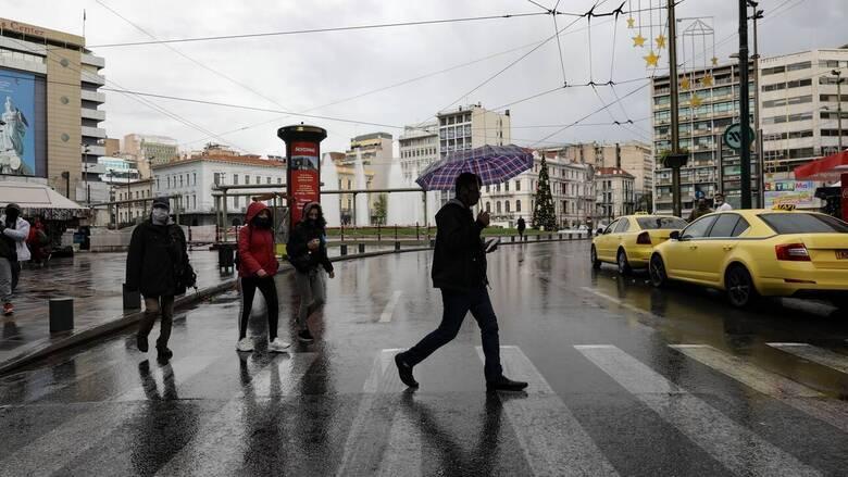 Έκτακτο δελτίο επιδείνωσης καιρού: «Χαλάει» από τη Δευτέρα - Πού αναμένεται χαλάζι