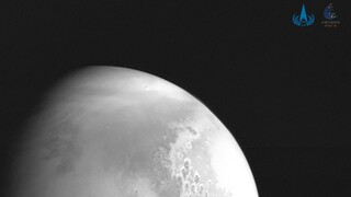 Το κινεζικό διαστημόπλοιο Tianwen-1 στέλνει την πρώτη φωτογραφία από τον Άρη