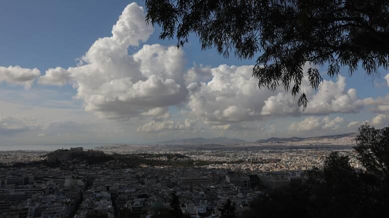 Καιρός: Νεφώσεις και τοπικές βροχές - Ποιες περιοχές θα επηρεαστούν