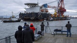 Ξανάρχισαν οι εργασίες για τον αγωγό Nord Stream 2 μεταξύ Ρωσίας και Γερμανίας