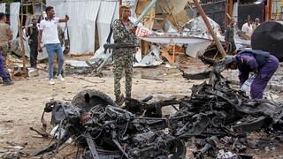 Σομαλία: Νεκροί πάνω από 10 πράκτορες των υπηρεσιών ασφάλειας από έκρηξη