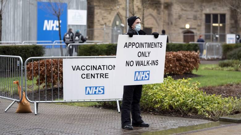 Βρετανία: Όλοι οι μετανάστες που ζουν στη χώρα δικαιούνται να εμβολιαστούν
