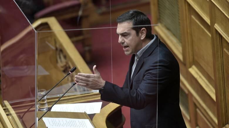 Τσίπρας: Όταν τα μέτρα δεν ισχύουν για όλους, κυριαρχεί στους πολίτες η οργή