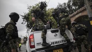 Κολομβία: Ομάδα επιλέκτων για την εξόντωση «στόχων υψηλής αξίας»