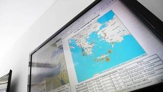 Σεισμός 4,1 Ρίχτερ ανάμεσα σε Ικαρία και Σάμο