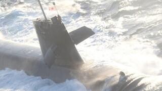 Ιαπωνικό υποβρύχιο συγκρούστηκε με εμπορικό πλοίο στις ακτές του Ειρηνικού
