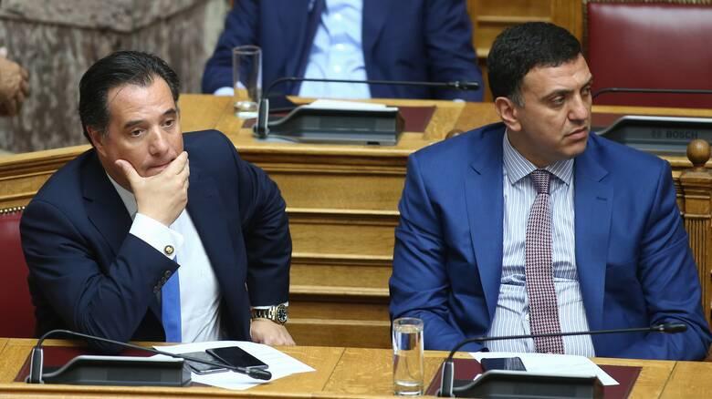 Γεωργιάδης: Αν ο υπουργός Υγείας κάνει μια τέτοια εισήγηση, προφανώς θα ληφθεί πολύ σοβαρά υπόψη