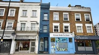 Λονδίνο: Πωλείται το στενότερο σπίτι της πόλης - Έναντι 1,1 εκατ. ευρώ