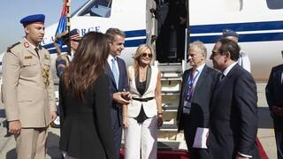 Διαψεύδει το Μαξίμου τα περί επίσκεψης της Μαρέβας Μητσοτάκη στην Αίγυπτο