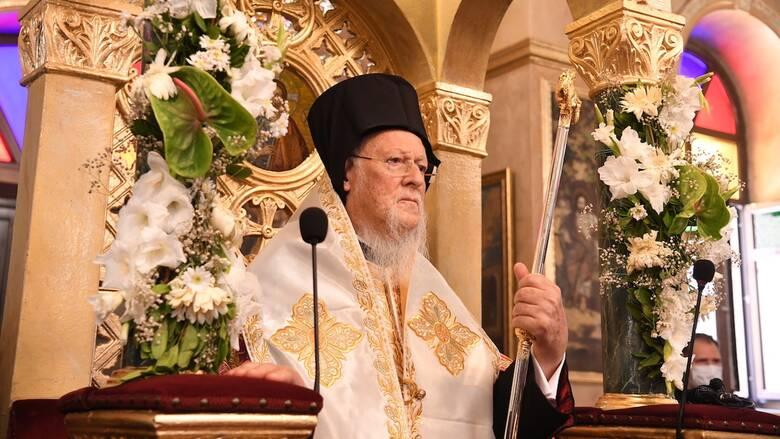 Οικουμενικός Πατριάρχης: Δικαίως τα ελληνικά είναι η μητρική γλώσσα του πνεύματος