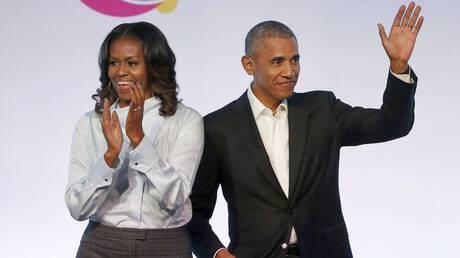 Μισέλ και Μπαράκ Ομπάμα: Η εταιρεία παραγωγή τους ετοιμάζει ταινίες και σειρές για το Netflix