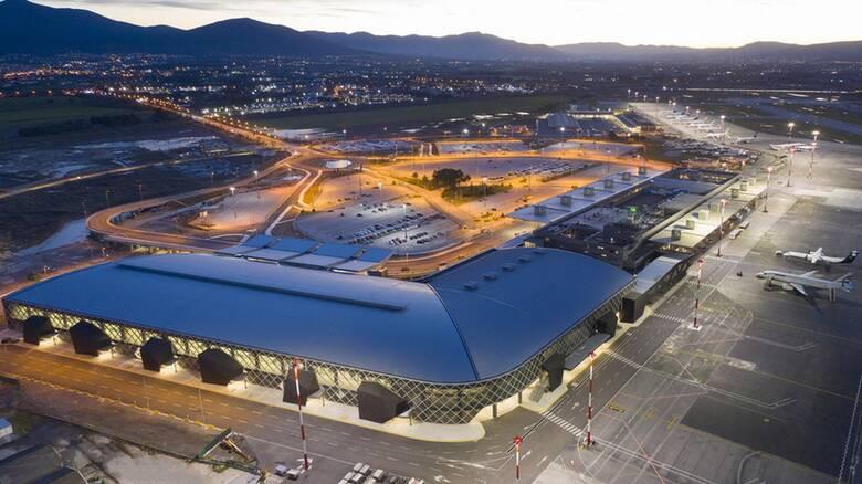 Θεσσαλονίκη: Νέο «πρόσωπο» απέκτησε το αεροδρόμιο «Μακεδονία»