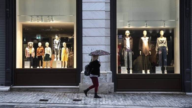 Σκληρό lockdown στην Αττική: Πώς θα λειτουργούν τα καταστήματα από αύριο