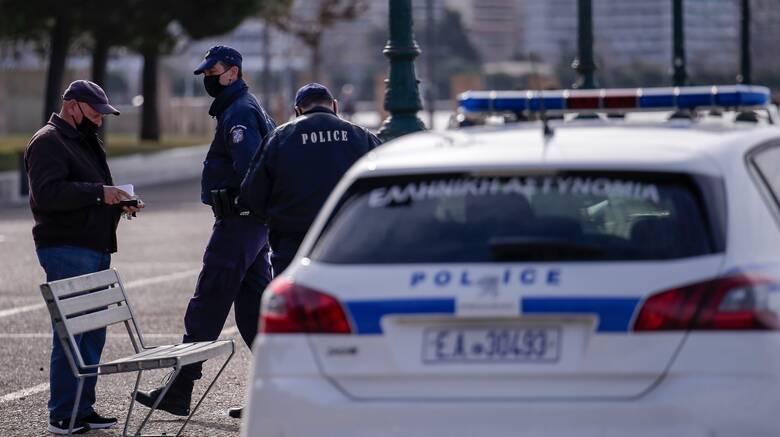Lockdown: Δίχτυ ελέγχων ακόμη και με drone θέτει σε εφαρμογή η Αστυνομία