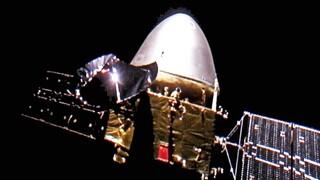 Tianwen-1: Σε τροχιά γύρω από τον Άρη εισήλθε το κινεζικό διαστημόπλοιο