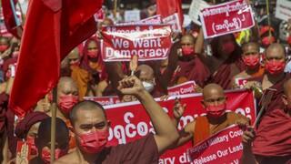 ΗΠΑ - Μιανμάρ: Κυρώσεις κατά της στρατιωτικής χούντας ανακοίνωσε ο Μπάιντεν