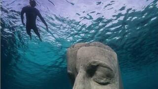 Άνοιξε το υποβρύχιο Μουσείο των Καννών - Για φιλότεχνους δύτες