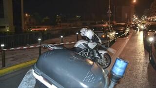 Ανταλλαγή πυροβολισμών μεταξύ ληστών και αστυνομικών στον Κηφισό