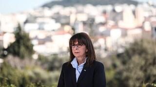 Σακελλαροπούλου: Η αγωγή των παιδιών μας είναι η καλύτερη εγγύηση για την ευημερία της δημοκρατίας