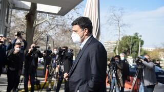 Κορωνοϊός: Συνάντηση Κικίλια με Ζέρβα στο δημαρχείο Θεσσαλονίκης - Επί τάπητος η πανδημία