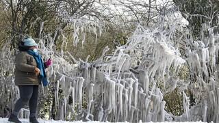 Kύμα ψύχους πάγωσε τη Βρετανία: Στους -23 βαθμούς η θερμοκρασία