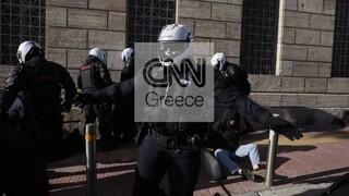 Ποινική δίωξη για τα χθεσινά επεισόδια κατά τη διάρκεια του πανεκπαιδευτικού συλλαλητηρίου