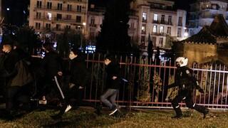 Θεσσαλονίκη: Επεισόδια στο περιθώριο του πανεκπαιδευτικού συλλαλητηρίου