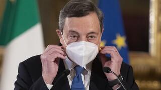 Ιταλία: Ο Μάριο Ντράγκι εξασφάλισε ευρεία στήριξη και συμμετοχή στην νέα κυβέρνηση