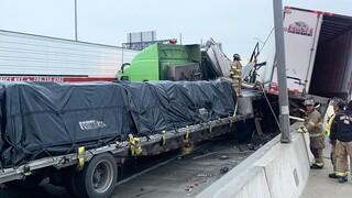 ΗΠΑ - Χάος στο Τέξας: Τουλάχιστον πέντε νεκροί σε καραμπόλα 100 οχημάτων