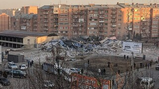 Ισχυρή έκρηξη σε σούπερ μάρκετ στη Ρωσία - Ένας τουλάχιστον τραυματίας