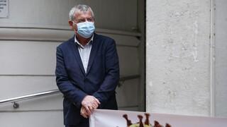 Γιαννάκος: Καλύτερα η νοσηλεύτρια στην Κέρκυρα - Δεν θα αποσιωπήσουμε το πρόβλημά της