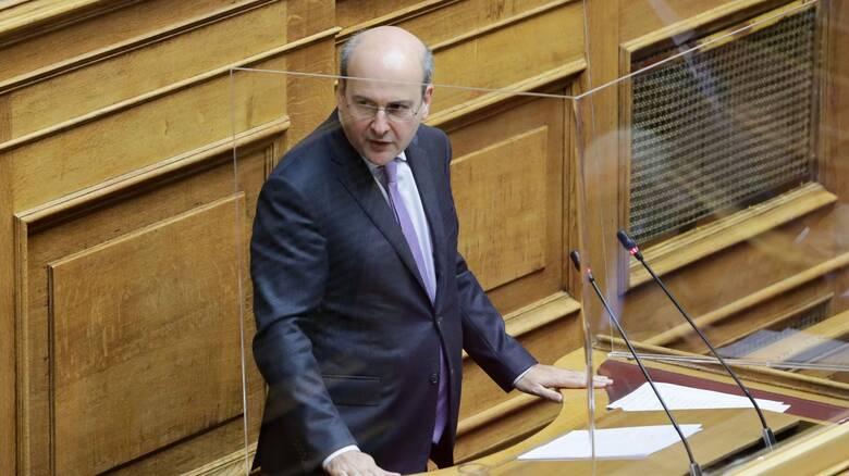 Χατζηδάκης: Τροπολογία για την καταβολή εθνικών συντάξεων με αναδρομική ισχύ