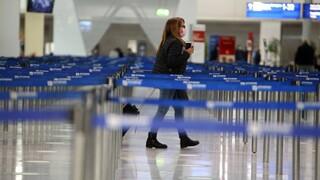 Παρατείνονται οι περιορισμοί στις αεροπορικές μετακινήσεις εσωτερικού
