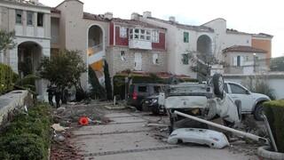 Τουρκία: Ανεμοστρόβιλος «χτύπησε» τη Σμύρνη - 16 τραυματίες