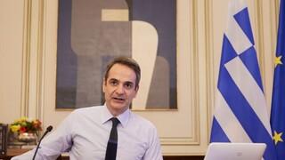 Μητσοτάκης: «Ναι» στο διάλογο, αλλά αναμφισβήτητη η ισχυρή αποτρεπτική ισχύς της χώρας