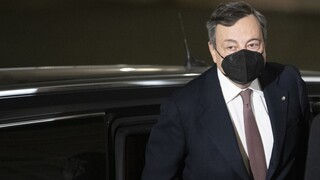 Ιταλία: Ο Μάριο Ντράγκι παρουσίασε τη σύνθεση της νέας κυβέρνησης