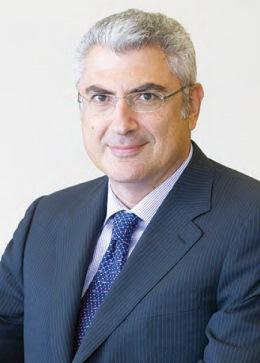 Ο Διευθύνων Σύμβουλος της Εθνικής Ασφαλιστικής κ. Σταύρος Κωνσταντάς