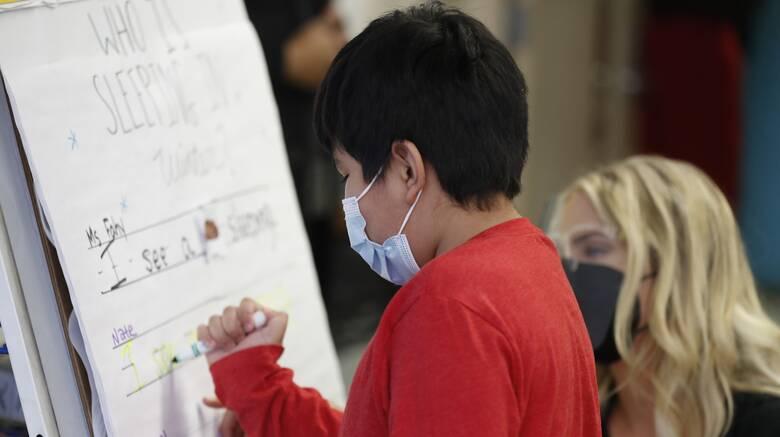 ΗΠΑ- Κορωνοϊός: Τo CDC συνιστά την επαναλειτουργία των σχολείων με όλα τα μέτρα προστασίας