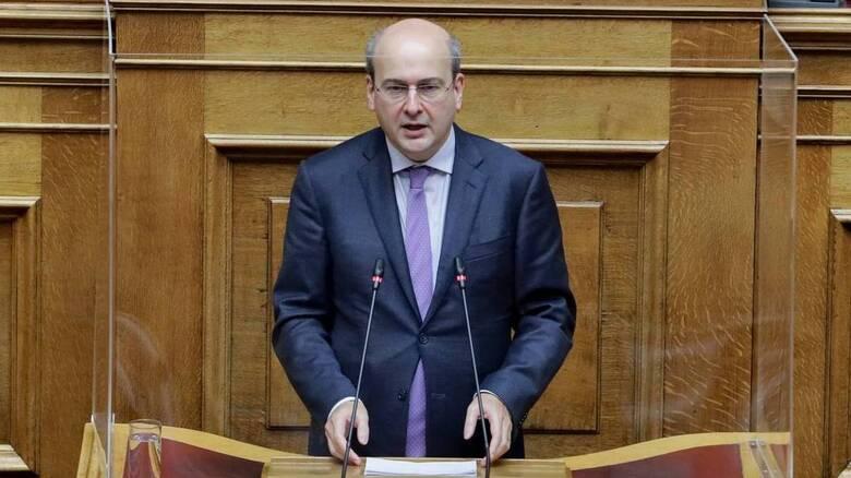 Χατζηδάκης: Θα κατατεθεί τροπολογία άμεσης καταβολής του ποσού της εθνικής σύνταξης
